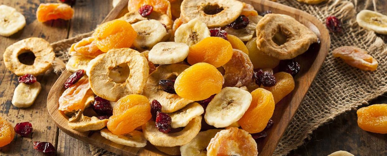 Dried Fruits of Turkey
