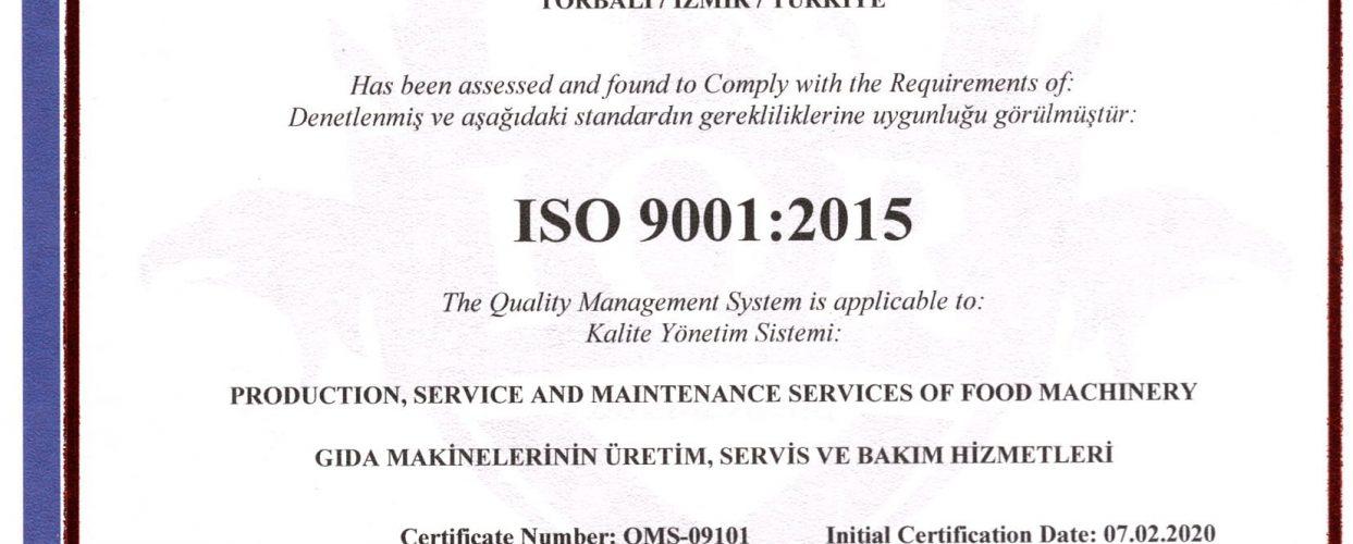 GENBOY ISO 9001-1